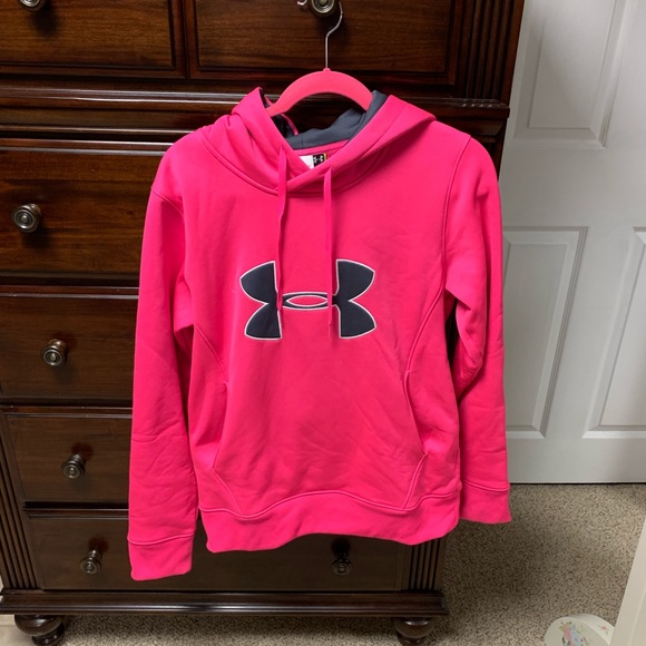 Under Armour Tops - UNDER ARMOUR HOODIE 🌸 PRICE DROP!